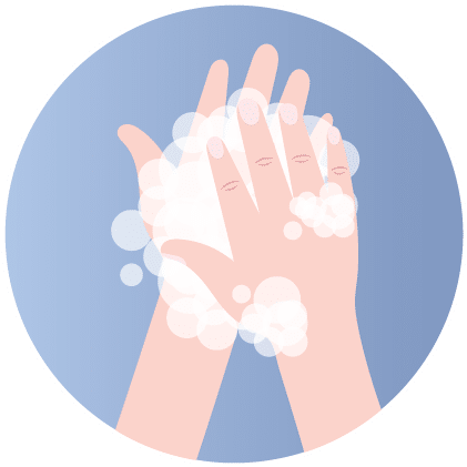 handen wassen en mondmasker kopen